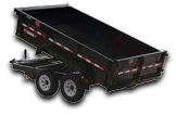 Shop Dump Trailers for sale at Clark Powersport Group in Hillsboro, WI
