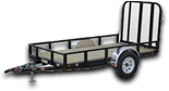 Shop Utility Trailers for sale at Clark Powersport Group in Hillsboro, WI