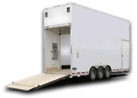 Shop Enclosed Trailers for sale at Clark Powersport Group in Hillsboro, WI